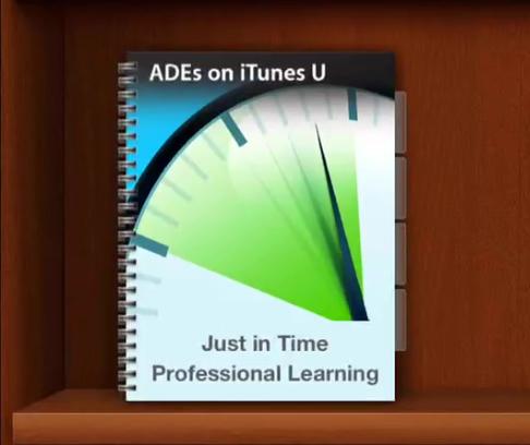 iTunes U course
