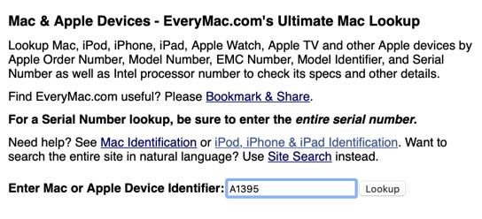 Everymac screenshot 1